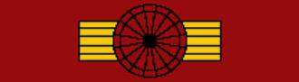 Muedzul Lail Tan Kiram - Image: Grand Cross Order of the Eagle of Georgia