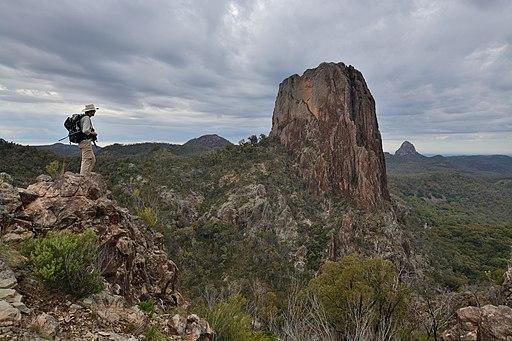 Grand High Tops Walk - Warrumbungle National Park, NSW