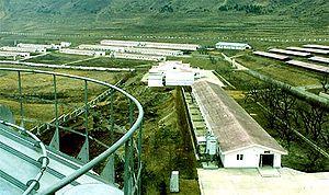 Chagang Province - Image: Granja de Pollos Hungju