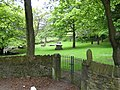 Graveyard at St Bartholomew's Church - geograph.org.uk - 958733.jpg