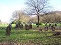 Graveyard near Robins - geograph.org.uk - 351674.jpg