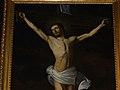 Graz. Heilandskirche. Altarbild Christus am Kreuz von Joseph Alexander Wonsidler (1829), Detail.jpg