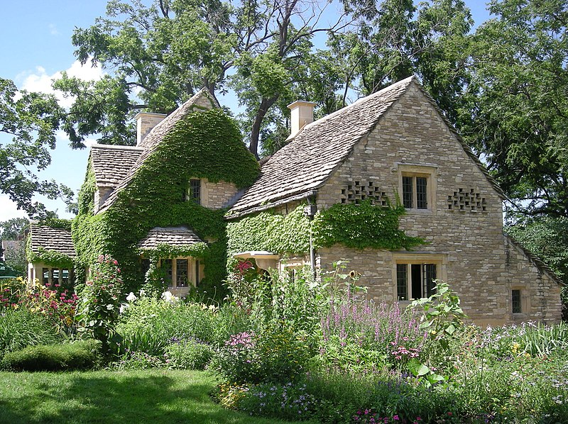 File:Greenfield Village July 2013 4 (Cotswold Cottage).jpg