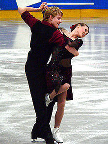 Grethe Grünberg & Kristian Rand 2006 JGP The Hague.jpg