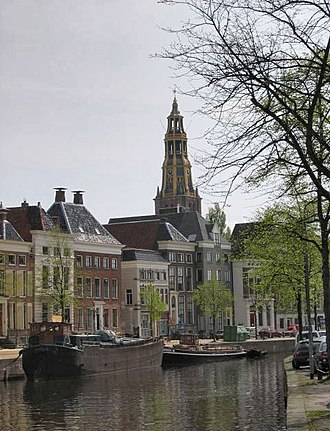 Groningen - The Aa Church (2004)