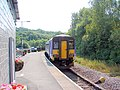 Grosmont Station, Northern Rail - geograph.org.uk - 856265.jpg