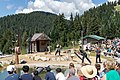 Grouse Mountain Lumberjack ax throwing competition (42913154500).jpg