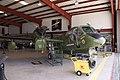 Grumman OV-1D Mowhawk RSideFront CFM 7Oct2011 (15138455320).jpg