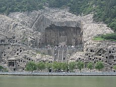 Image illustrative de l'article Grottes de Longmen