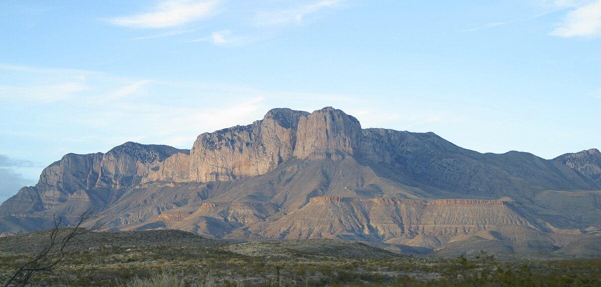 Guadalupe Mountains Wikipedia