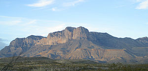Guadalupe Mountains - Guadalupe Mountains