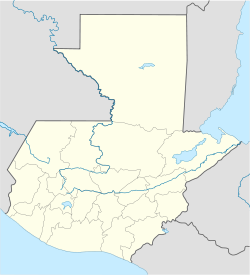 Chinautla is located in Guatemala