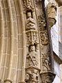 Guernica - Iglesia de Santa María, portada norte 04.jpg
