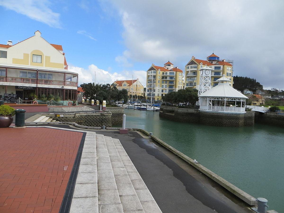 Gulf Harbour Wikipedia