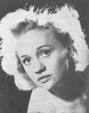 Gunn Wållgren - Gunn Wållgren, 1940s