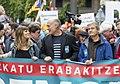 """Gure Esku Dago manifestazioa """"Demokrazia"""" - Bilbo 2017-09-16 - 5.jpg"""