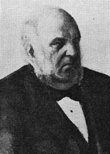 Gustaf August Wasastjerna.