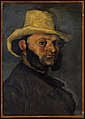 Gustave Boyer (b. 1840) in a Straw Hat MET DT1938.jpg