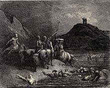 Gustave Doré, Inferno, XII