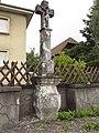 Héming (Moselle) croix de chemin.jpg