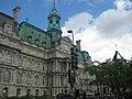 Hôtel de Ville de Montréal (du Place Jacques Cartier) - panoramio.jpg