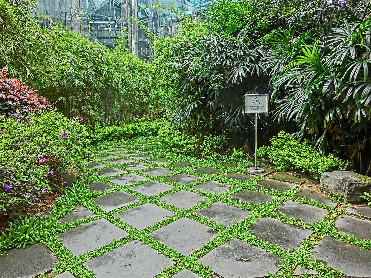 File:HK Central The Center Garden 01 Tiles Flooring May 2013.JPG