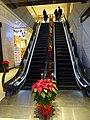 HK Sheung Wan 南豐大廈 Nan Fung Tower interior escalators Wing Wo Street 88 Connaught Road Central Dec-2015 DSC.JPG