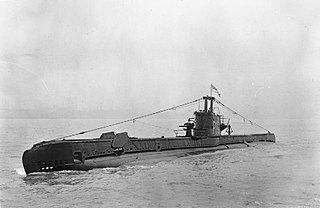 HMS <i>Sickle</i> submarine