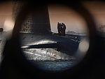 HMS Victorious arrives in Devonport for a major refit. MOD 45143791.jpg