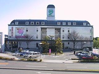 Hiroshima Sun Plaza Arena in Hiroshima, Japan