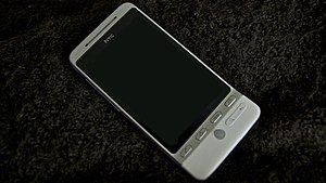 English: HTC Hero