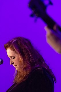 Mary Coughlan (singer) Irish singer and actress