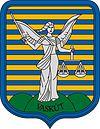 Huy hiệu của Vaskút