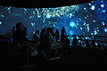 Hacking Space Participants Watch Panorama on Human Evolution - Science Exploration Hall - Science City - Kolkata 2016-03-29 3016.JPG