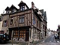 Half Timbered Candy Shop by the Church - panoramio.jpg