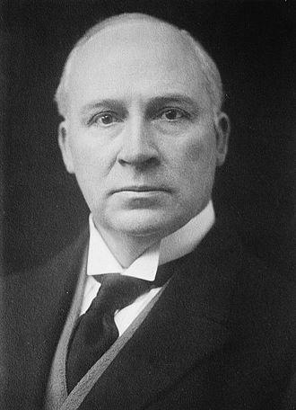 Hamar Greenwood, 1st Viscount Greenwood - Image: Hamar Greenwood (Bain Collection)
