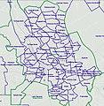 Hamilton census area boundaries 2018.jpg
