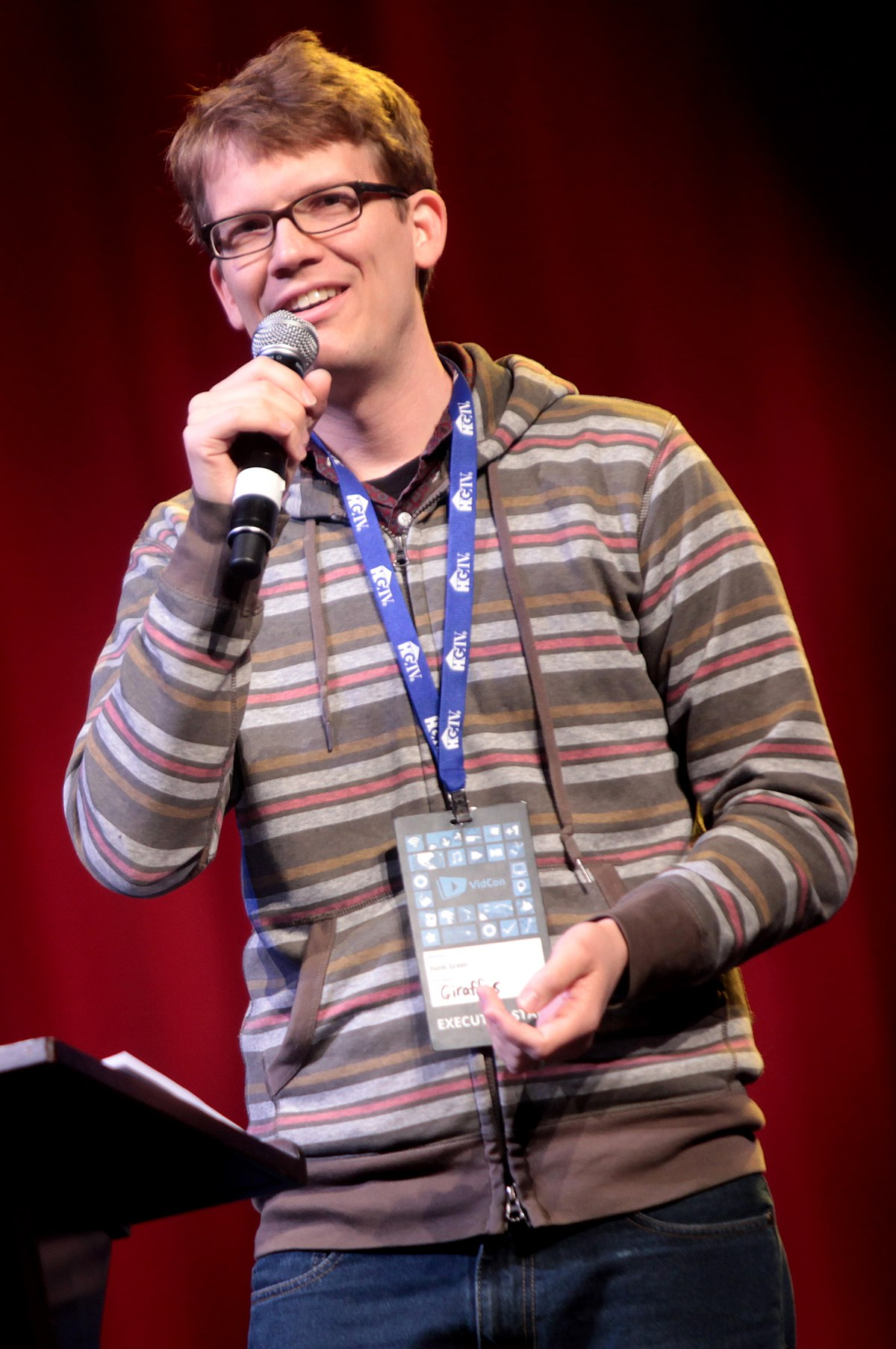 Hank Green - Wikipedia