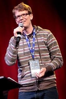 Hank Green American vlogger, author, and entrepreneur
