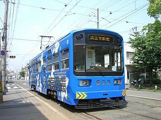 Hankai Uemachi Line