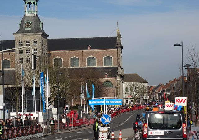 Harelbeke - Driedaagse van West-Vlaanderen, etappe 1, 7 maart 2015, aankomst (A28).JPG