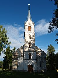 Hargla church
