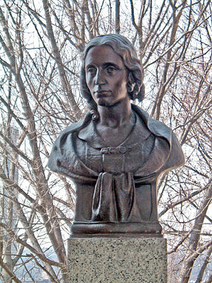 Brenda Putnam - Harriet Beecher Stowe (1925), Hall of Fame for Great Americans, Bronx, New York.