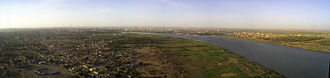 Khartoum - Khartoum at the Bend of the Nile