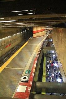 Split platform