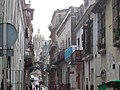 Havana city street towards Capital, Cuba - panoramio.jpg