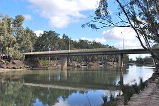 Hay Bridge, New South Wales