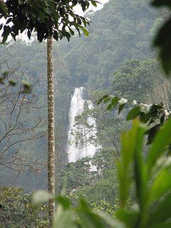 Hebbe Falls waterfall
