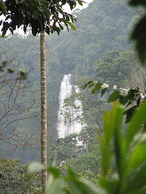 Hebbe Falls - Image: Hebbe Falls