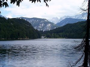 Hechtsee - Lake Hechtsee
